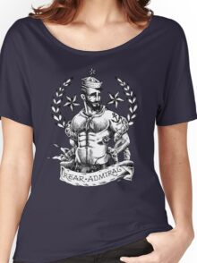 Rear Admiral Women's Relaxed Fit T-Shirt