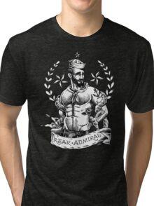Rear Admiral Tri-blend T-Shirt