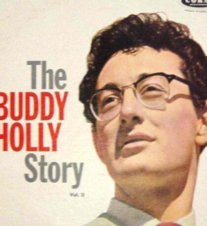 Buddy Holly Story Vol 2, Rockabilly  Sticker