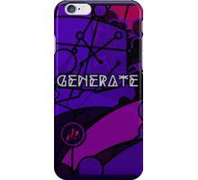 Generate_Portable Cloud iPhone Case/Skin