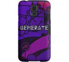 Generate_Portable Cloud Samsung Galaxy Case/Skin