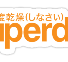 Superdry Sticker