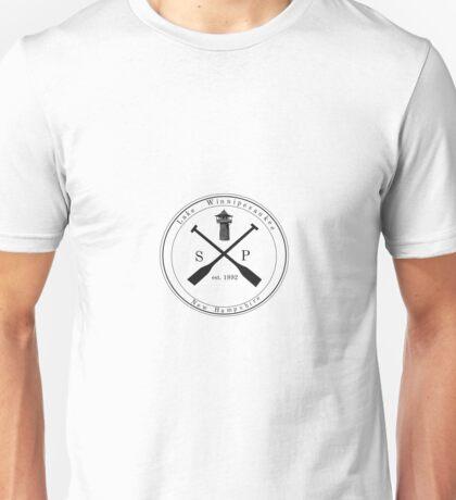 spindle point lighthouse Unisex T-Shirt