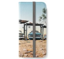Holden Back the Years iPhone Wallet/Case/Skin