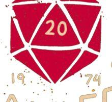 Dungeon Crawlers Sticker