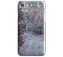 Country Winter - Art, Apparel, and Home Decor iPhone Case/Skin