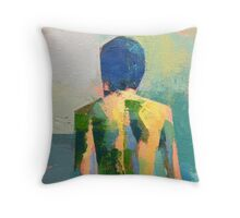 String attatched 5 Throw Pillow