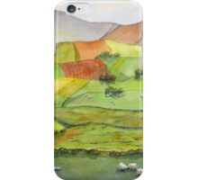 A Yorkshire Tapestry iPhone Case/Skin