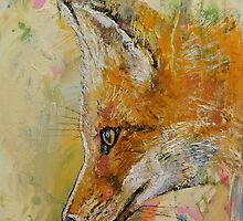 Animal Art by Michael Creese