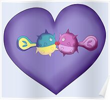 Quilfish Wuv Poster