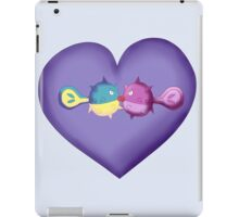 Quilfish Wuv iPad Case/Skin