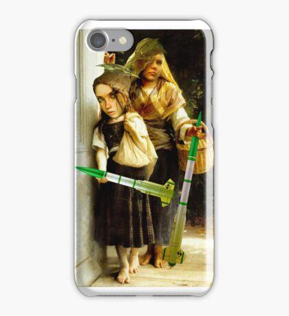 Rocket Salesmen. iPhone Case/Skin