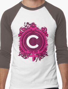 FOR HER - C Men's Baseball ¾ T-Shirt