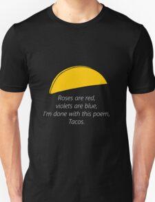 Taco Poem T-Shirt