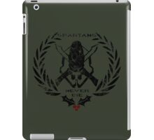 Christmas Legends Never Die iPad Case/Skin