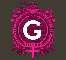 FOR HER - G Womens Fitted T-Shirt