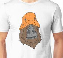 Sassy and the Orange Hat Unisex T-Shirt