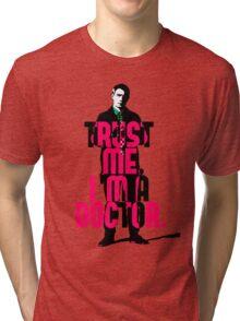 Watson. John Watson. Tri-blend T-Shirt