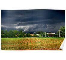 Storm Sky Poster