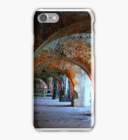 Fort Pickens iPhone Case/Skin