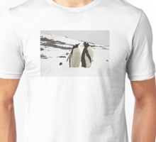 "Gentoo Penguins ~ ""Life in the Freezer"" Unisex T-Shirt"