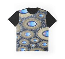 Bluest Outerspace Graphic T-Shirt