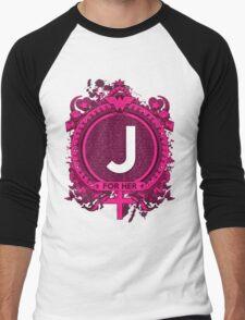 FOR HER - J Men's Baseball ¾ T-Shirt