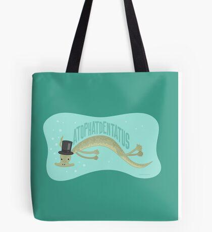 A-top-hat-dentatus Tote Bag