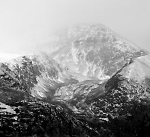 Early snow on Hoosier Pass  by pjphoto181