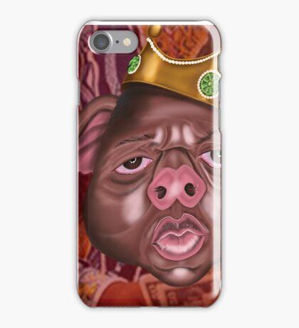 Piggie smalls iPhone Case/Skin