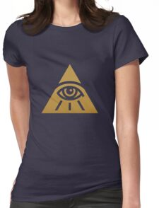 Eye of Rah Womens Fitted T-Shirt