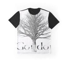 The white tree Graphic T-Shirt