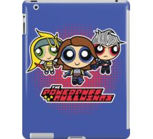 The Powerpuff Gullwings iPad Case/Skin