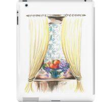 Window of fruit iPad Case/Skin