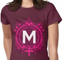 FOR HER - M Womens Fitted T-Shirt