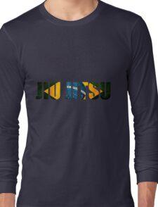 BJJ (Jiu Jitsu) Long Sleeve T-Shirt