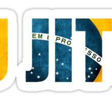 BJJ (Jiu Jitsu) Sticker