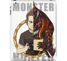 Hunter's Life (Antonio Custom) iPad Case/Skin