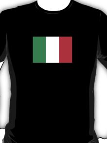 Italy World Cup Flag - Italian T-Shirt T-Shirt