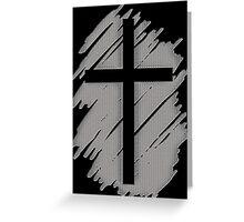 Jesus Christ Son of God Lord Cross Greeting Card