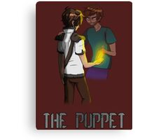 The Haunted - Armen: The Puppet Canvas Print
