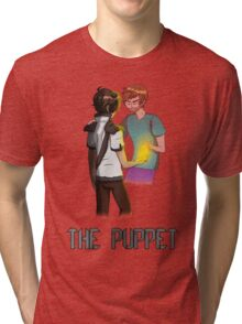 The Haunted - Armen: The Puppet Tri-blend T-Shirt