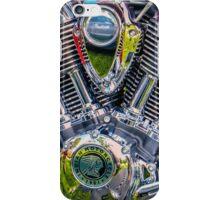 Indian Motorcycle iPhone Case/Skin