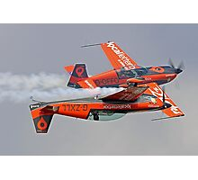 Blades 3 and 4 - Dunsfold 2014 Photographic Print