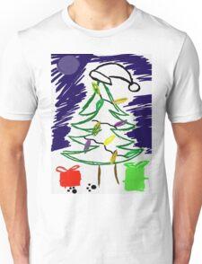 Night Christmas  Unisex T-Shirt