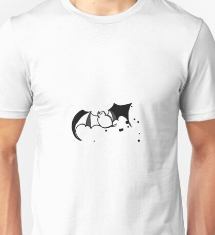 inky bat Unisex T-Shirt