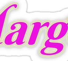 Margot Sticker