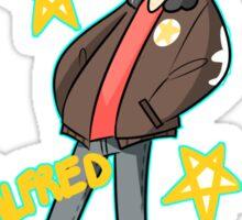 APH America doodle Sticker