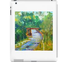 On the way home, Kilmore East - Victoria Australia iPad Case/Skin