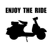 Enjoy Ride Moped by AmazingMart